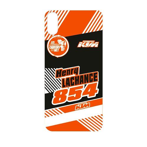 Stickers Téléphone LMCDN orange