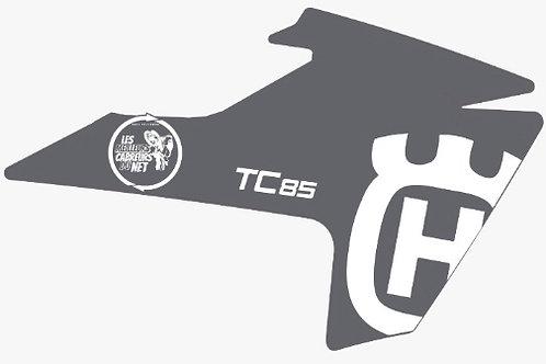 85 TC GRIS BLANC