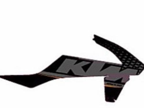 KTM noir et gris
