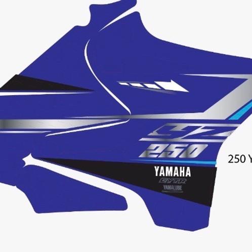 250 YZ 2020 CHROME