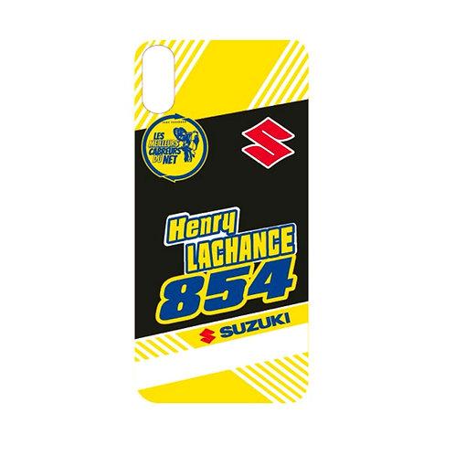 Stickers Téléphone LMCDN jaune