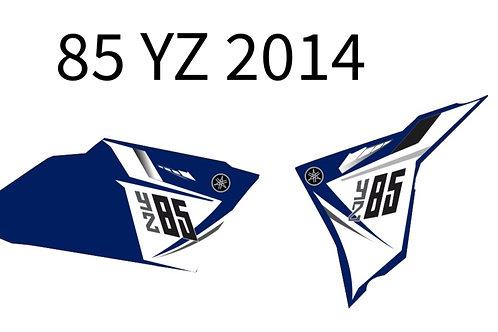 85 YZ 2014