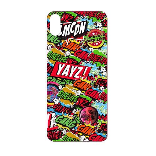 Stickers Téléphone YAYZ