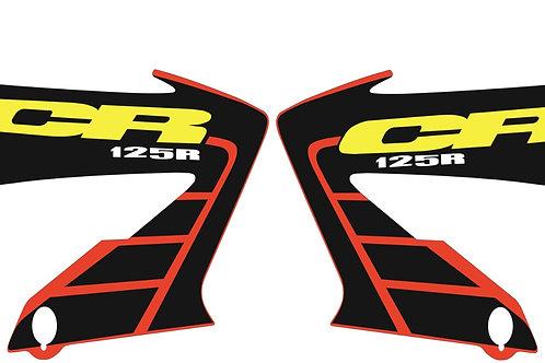 125 CR OEM 2002
