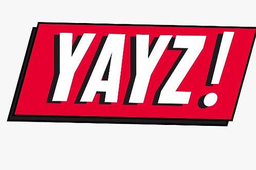 Stickers YAYZ