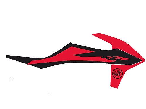 SX/SX 2020 noir et rouge