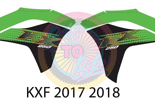 250 KXF 2020 OEM
