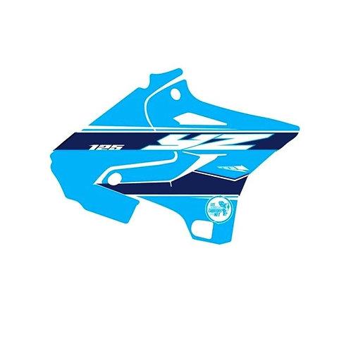 125-250 YZ 2021 bleu ciel