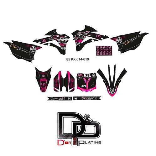 Kit deco LMCDN complet D&P