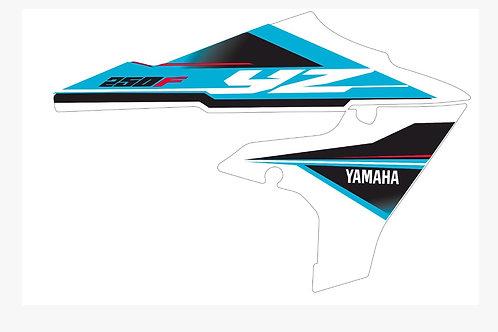 125/250/450 YZF serie limité