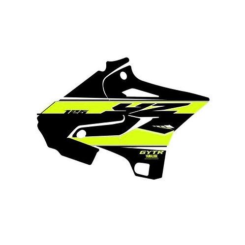 125-250 YZ 2021 jaune fluo