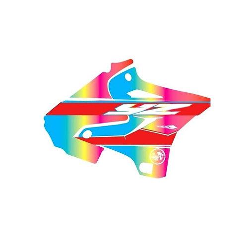 125-250 YZ 2021 multicolor