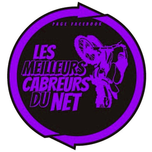 Stickers Violet