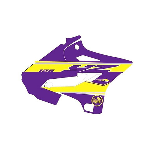 125-250 YZ 2021 violet
