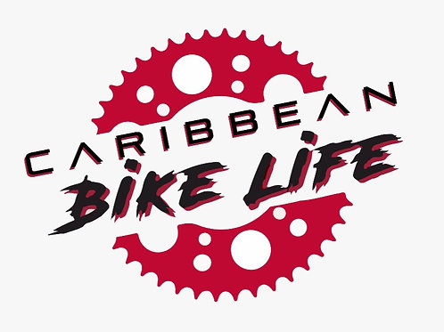 Stickers CARIBBEAN BIKELIFE