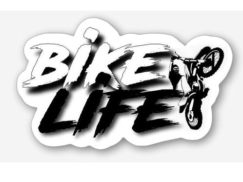 Stickers Bikelife LMCDN