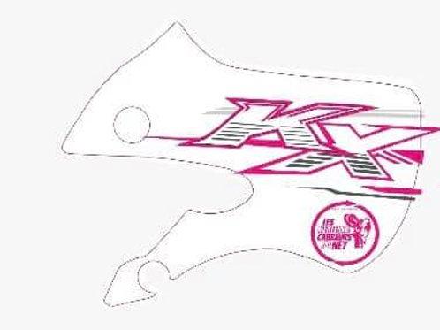 65KX ROSE BLANC