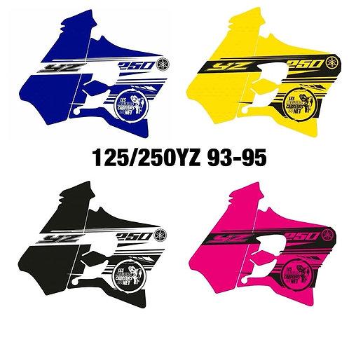 125/250YZ 1993-1995