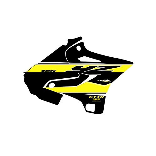 125-250 YZ 2021 noir jaune