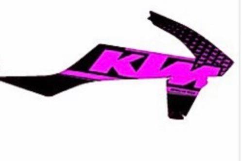 KTM noir et rose