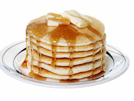 Columbia Noon Rotary Club Pancake Day!