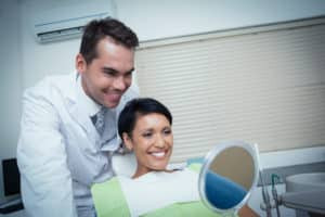 cosmetic dental improvements in one visit