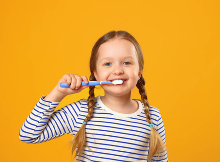 National Brush Day: Giving It A Whirl By Age Group!