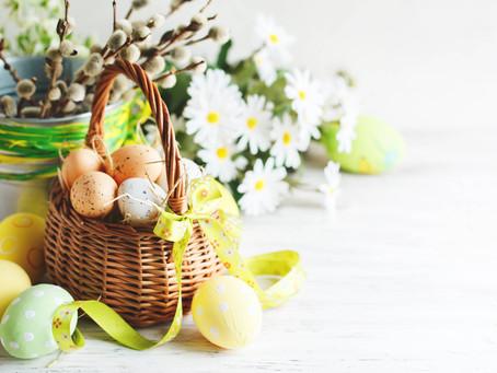 Easter Egg Hunt In The Park 2019!