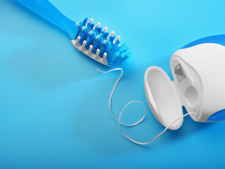 Take Time To Floss Each Day To Avoid Cavities And Gingivitis