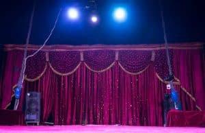 Enjoy High Flying Fun at the Garden Brothers Circus in Shelbyville!