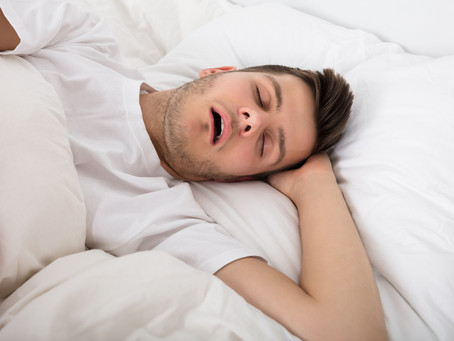 Is Snoring More Troublesome than You Realize?