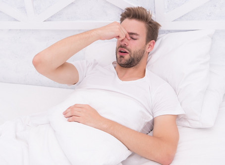 Getting Help from Your Dentist for Your Sleep Apnea