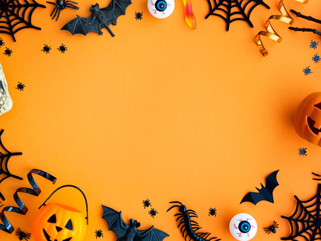 3 Smile Hazards Of Extra Chewy, Sticky Halloween Candy