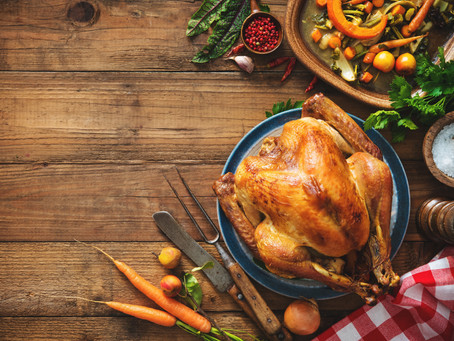 When You Make Smile-Safe Turkey Day Foods Dangerous!
