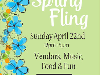 Support our local business at the Keswick Village Spring Fling
