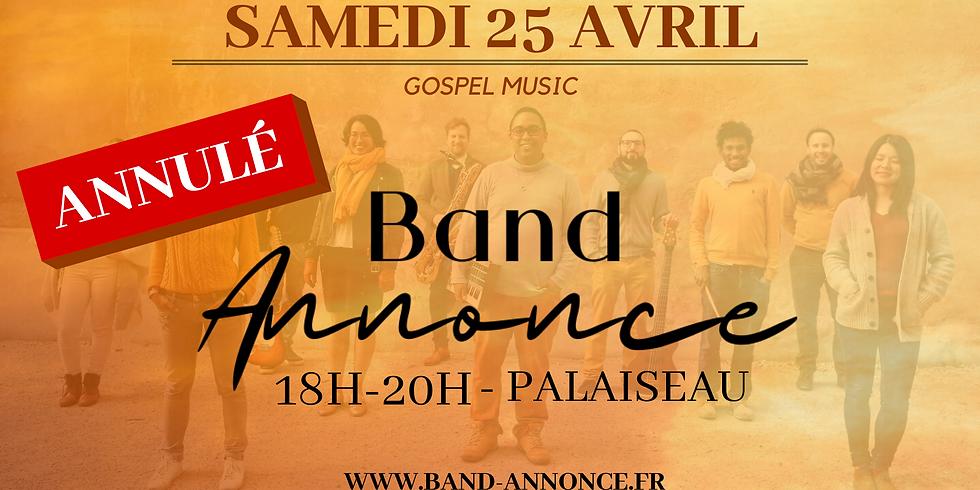 Concert Gospel Plaiseau