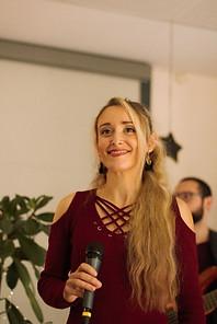 Kelly chanteuse soprane