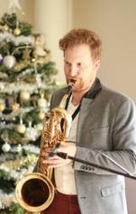 Tim le saxophoniste