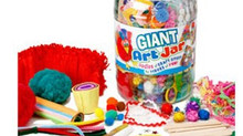 Product Review: The Giant Art Jar