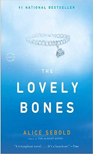 The Lovely Bones; Alice Sebold