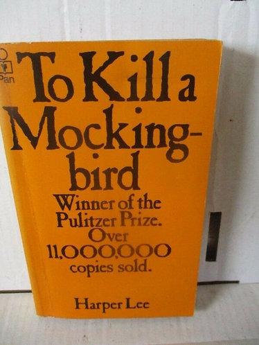 To Kill a Mockingbird; Harper Lee