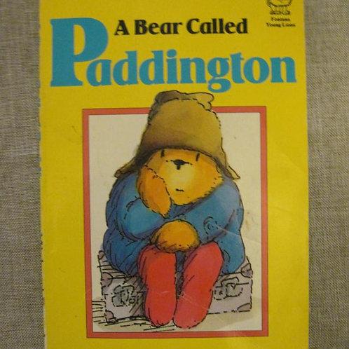 A Bear Called Paddington; Michael Bond
