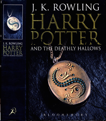 Harry Potter and the Deathly Hallows; J K Rowling