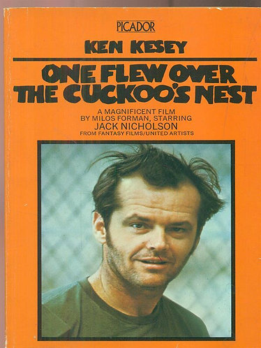 One Flew Over the Cuckoo's Nest; Ken Kesey