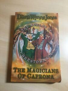 The Magicians of Caprona; Diana Wynne Jones