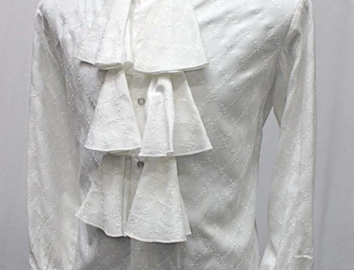 Louis IVX Brocade Shirt