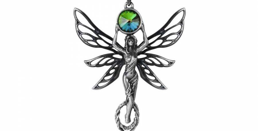 Alchemy Fairy Pendant