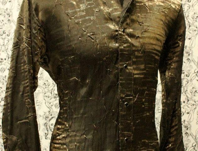 Gold Shimmer Shirt