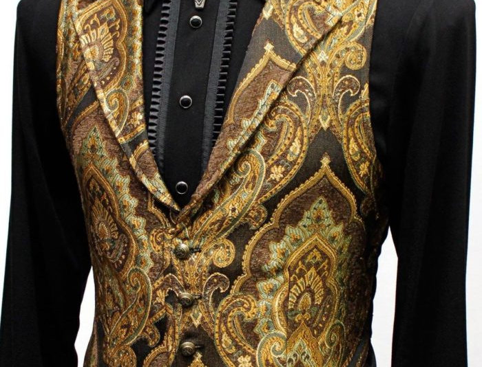 Shrine Steampunk Carnival Vest