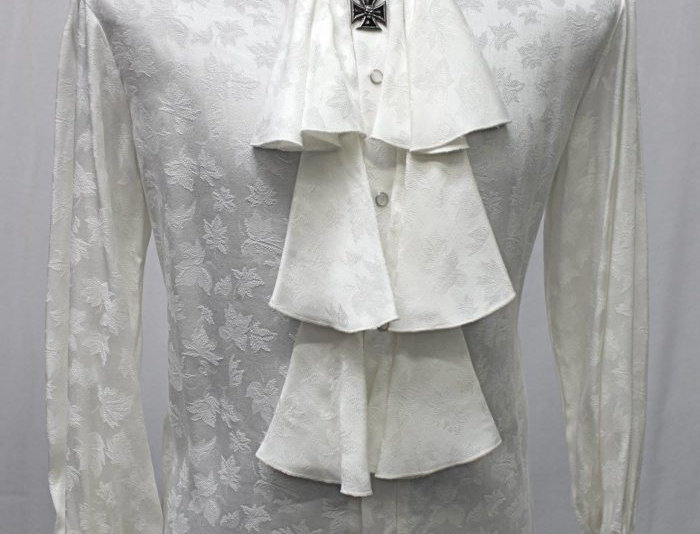 Loius IVX Flowered Shirt